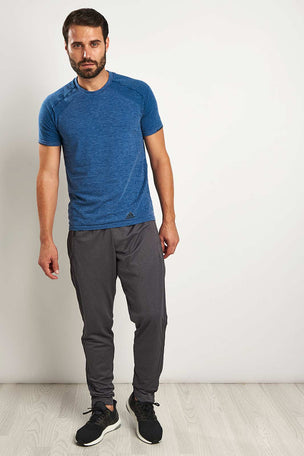 ADIDAS Primeknit Wool Tee - Blue Night image 4 - The Sports Edit