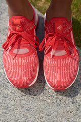ADIDAS Pure Boost X Ray Red image 6 - The Sports Edit