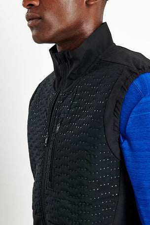 ADIDAS Rise Up N Run Vest - Black image 4 - The Sports Edit