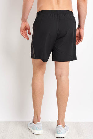 ADIDAS Supernova Shorts - Black image 2 - The Sports Edit