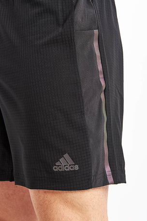 ADIDAS Supernova Shorts - Black image 3 - The Sports Edit
