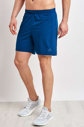 5d9c28c9c ADIDAS Supernova Shorts - Legend Marine image 1 - The Sports Edit