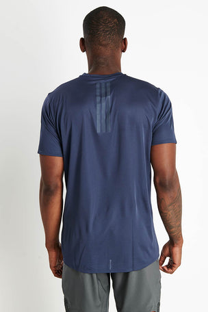 ADIDAS Supernova Tee - Trace Blue image 3 - The Sports Edit