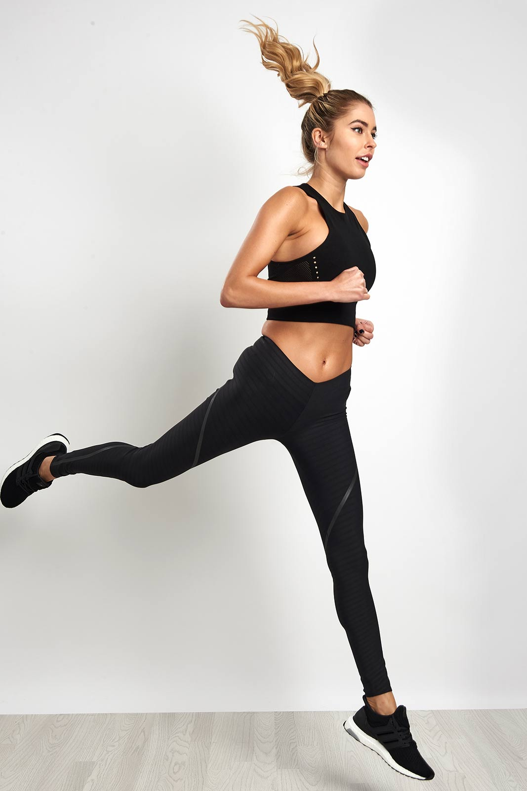 ADIDAS Alphaskin 360 Tights image 4 - The Sports Edit