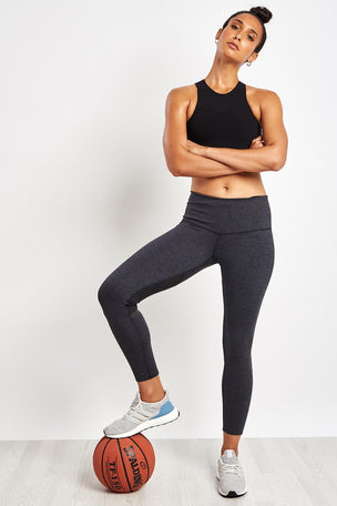 ADIDAS Ultra Seven-Eights Tights - Black image 5 - The Sports Edit