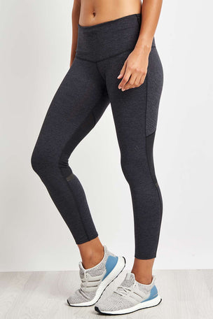 ADIDAS Ultra Seven-Eights Tights - Black image 6 - The Sports Edit