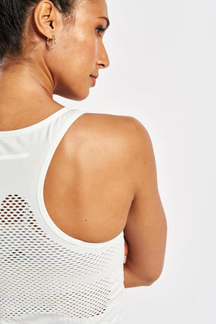 ADIDAS Ultra Primeknit Parley Tank image 3 - The Sports Edit