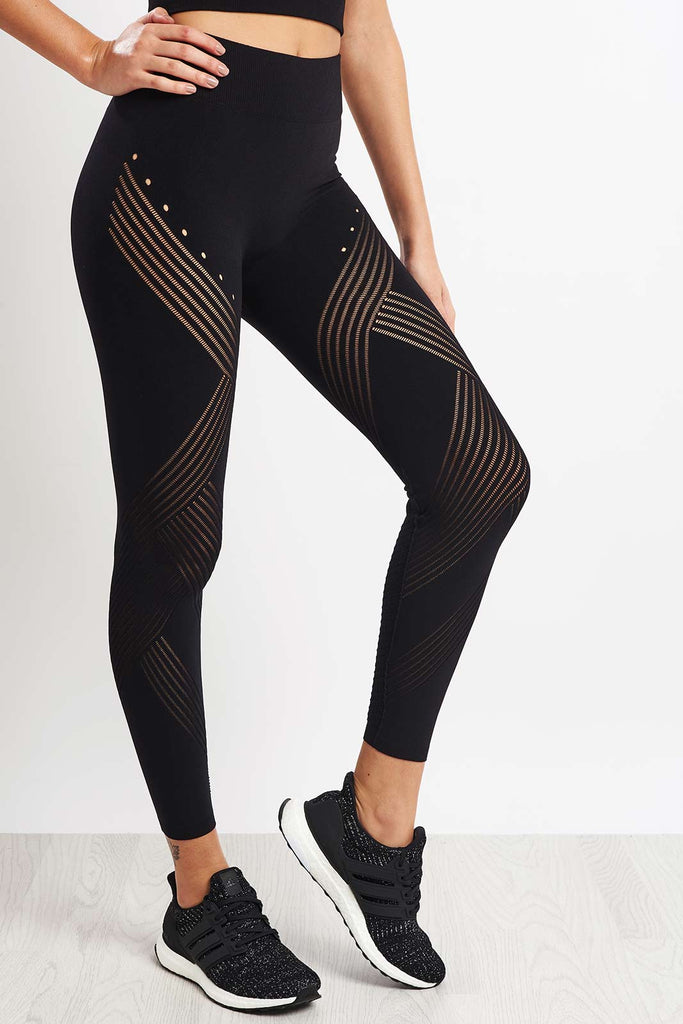 adidas | Warp Knit High Rise 78 Tights | The Sports Edit