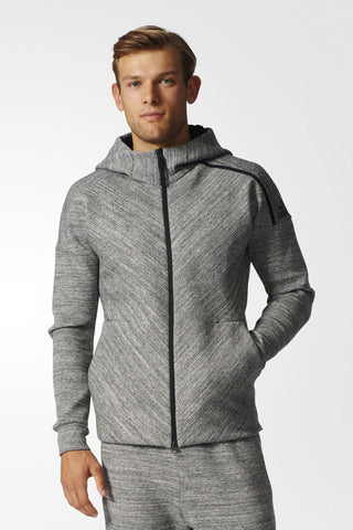 ADIDAS ZNE Travel Hoodie image 1 - The Sports Edit