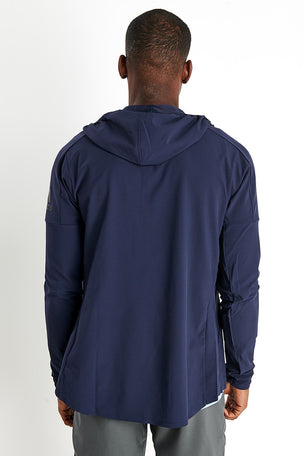 ADIDAS Z.N.E. Run Jacket - Legend Ink image 3 - The Sports Edit