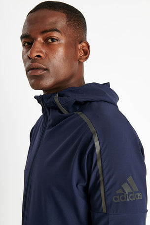 ADIDAS Z.N.E. Run Jacket - Legend Ink image 4 - The Sports Edit