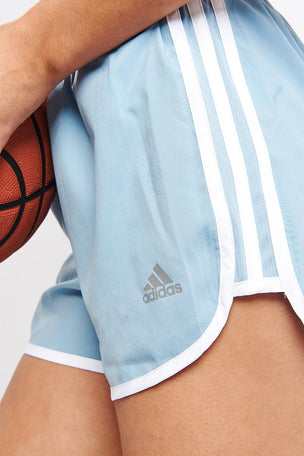 ADIDAS Marathon 20 Shorts - Ash Grey image 3 - The Sports Edit