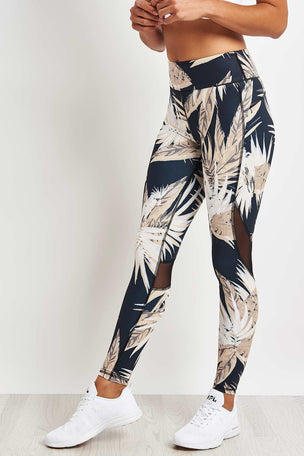 Alala Captain Ankle Tight - Tropic image 1 - The Sports Edit
