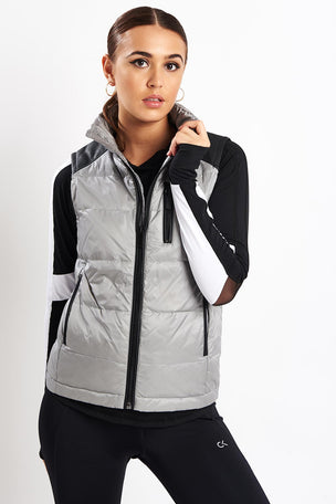 ALALA City Puffer Vest image 1 - The Sports Edit