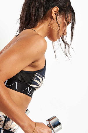 Alala Crest Bra - Tropic image 4 - The Sports Edit