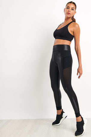 Alala Mirage Tight Black image 4 - The Sports Edit