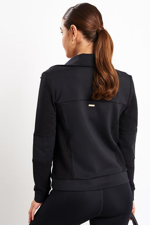 Alala Moto Jacket - Black image 2 - The Sports Edit