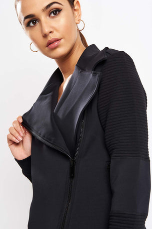 Alala Moto Jacket - Black image 3 - The Sports Edit
