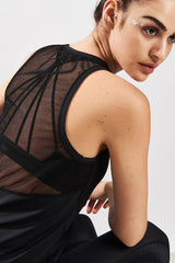 Alala Pace Tank Black image 3 - The Sports Edit