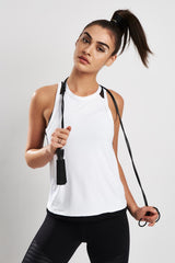 Alala Pace Tank White image 1 - The Sports Edit