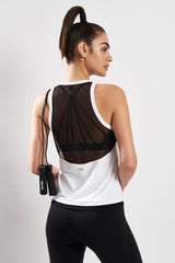 Alala Pace Tank White image 2 - The Sports Edit
