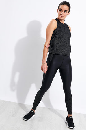Alala Tie Back Tank - Sterling image 2 - The Sports Edit