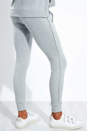 Alala Wander Sweatpant - Glacier image 3 - The Sports Edit