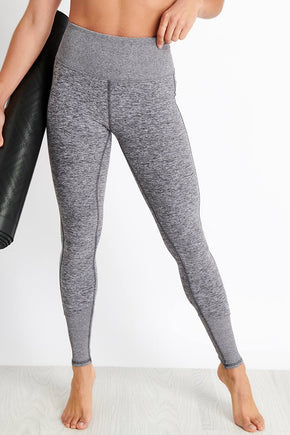 1ced5c3c197fae Alo Yoga High-waist Lounge Legging - Dove Grey Heather image 1 - The Sports