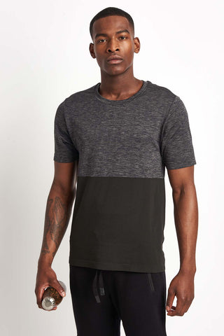 Alo Yoga Energy Short Sleeve Crew Tee image 1 - The Sports Edit