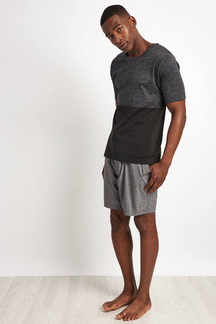 Alo Yoga Plow Board Short Grey image 4 - The Sports Edit
