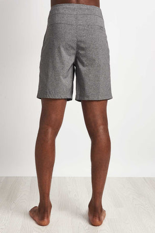 Alo Yoga Plow Board Short Grey image 2 - The Sports Edit