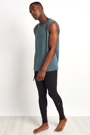 Alo Yoga Rebel Compression Tight Black image 4 - The Sports Edit