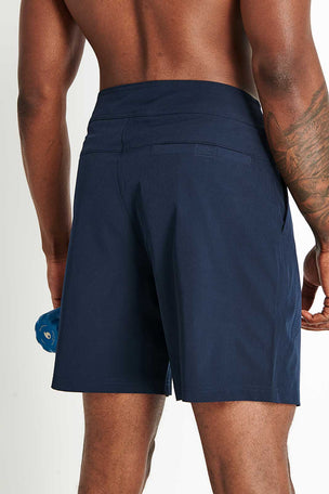 Alo Yoga Plow Board Short - Dark Navy image 4 - The Sports Edit