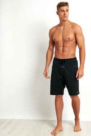 Alo Yoga Drop Crotch Short - Black image 4 - The Sports Edit