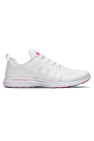 APL Techloom Pro - White/Fusion Pink image 1 - The Sports Edit
