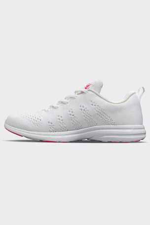 APL Techloom Pro - White/Fusion Pink image 2 - The Sports Edit