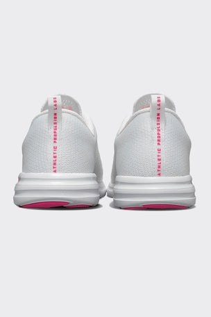 APL Techloom Pro - White/Fusion Pink image 3 - The Sports Edit