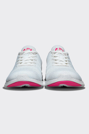 APL Techloom Pro - White/Fusion Pink image 4 - The Sports Edit