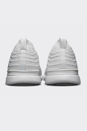 APL Techloom Wave - White/Metallic Silver/Ombre image 3 - The Sports Edit