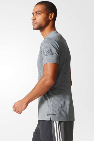 ADIDAS Climachill Speed Stripes Tee image 2 - The Sports Edit
