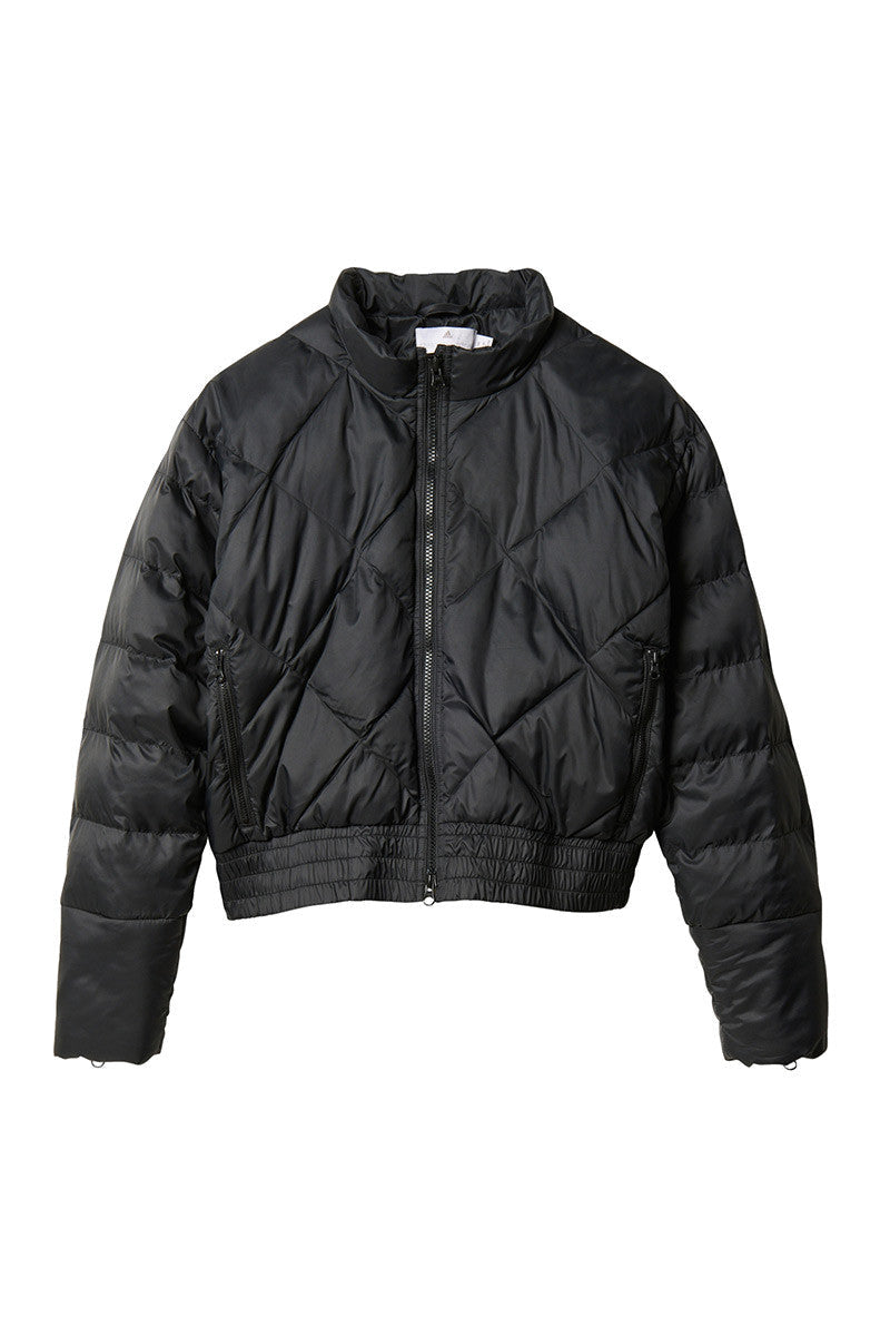 adidas X Stella McCartney Essentials Padded Jacket Black image 5