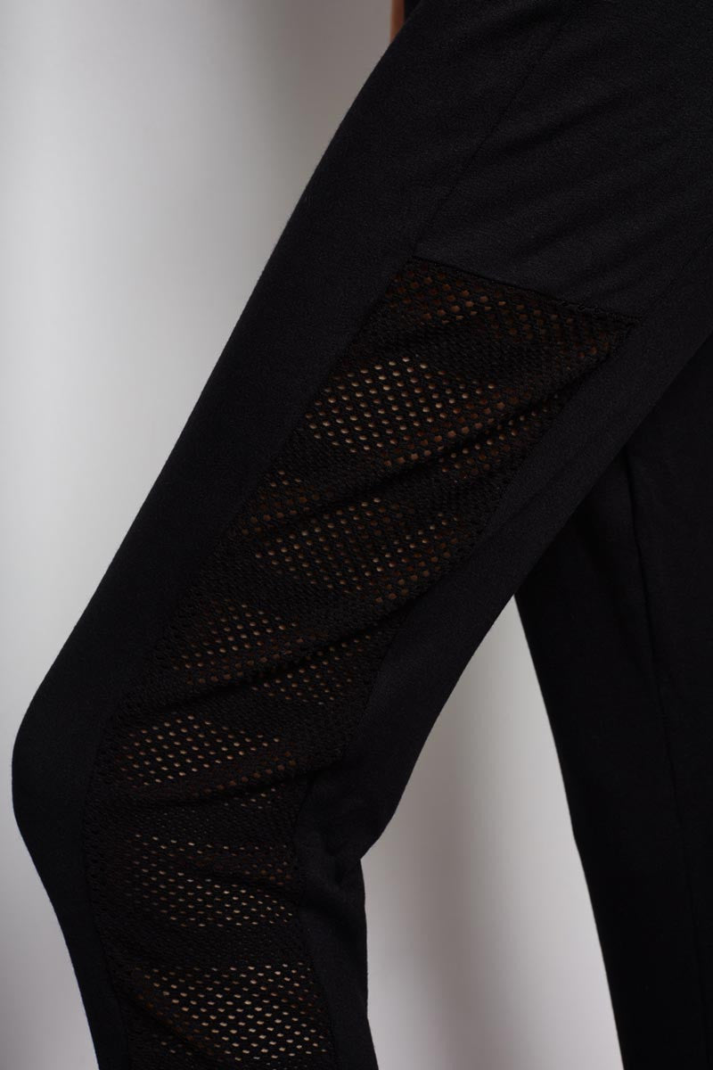 Beyond Yoga Seam You Later Sweatpant - Black image 2 - The Sports Edit