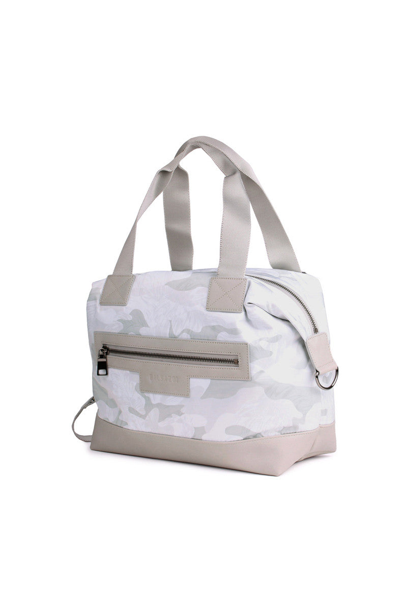 Balsa201 Studio Boxing Bag White Camo image 2 - The Sports Edit