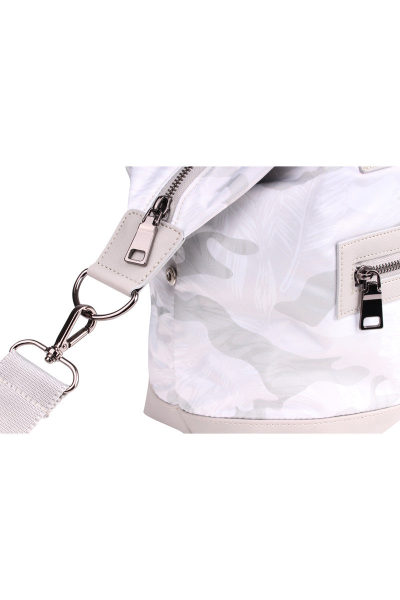 Balsa201 Studio Boxing Bag White Camo image 3 - The Sports Edit