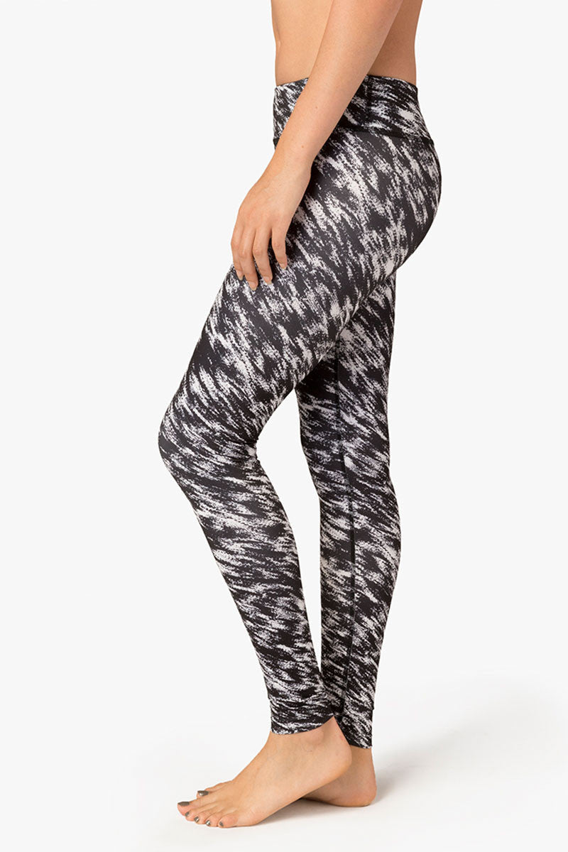 Beyond Yoga Essential Long Legging - Etched Block image 1 - The Sports Edit