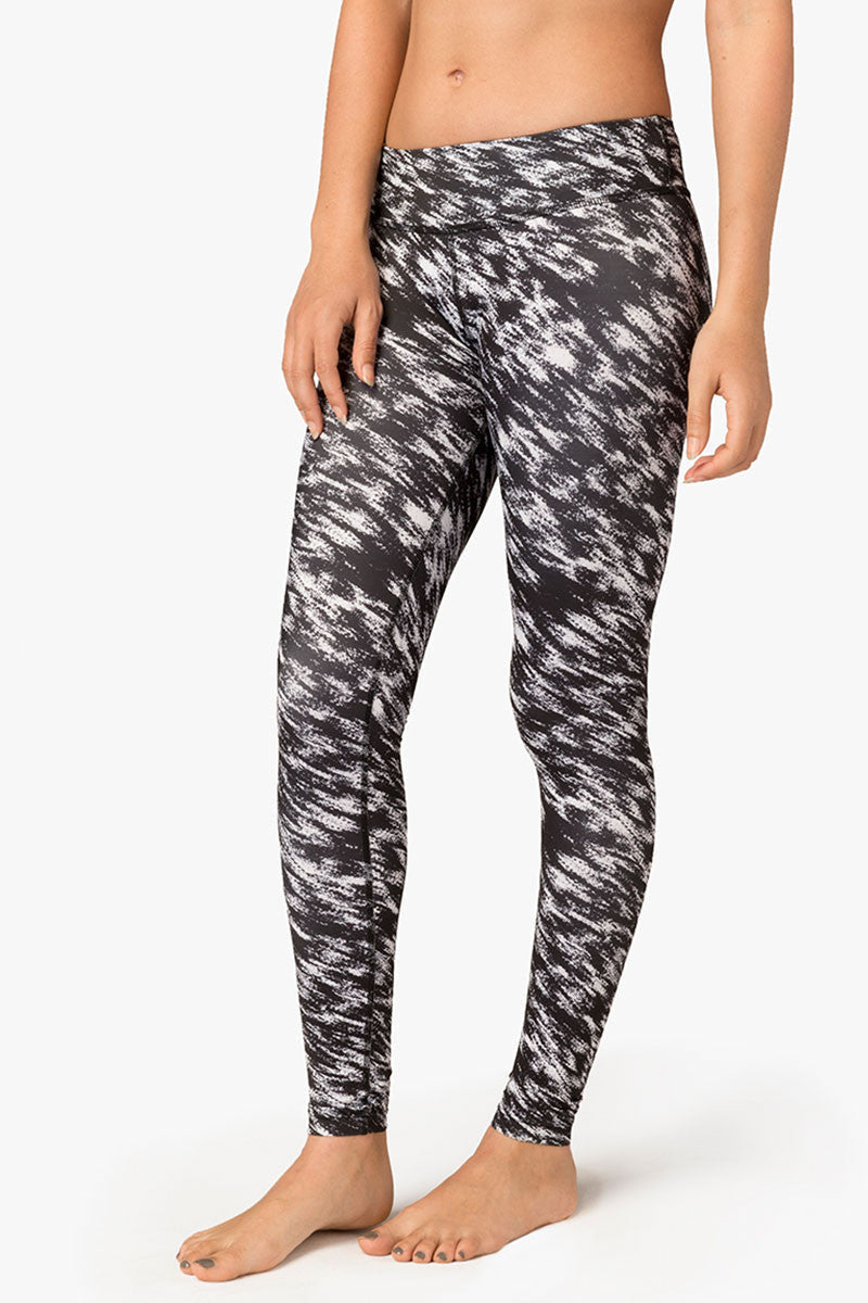 Beyond Yoga Essential Long Legging - Etched Block image 2 - The Sports Edit