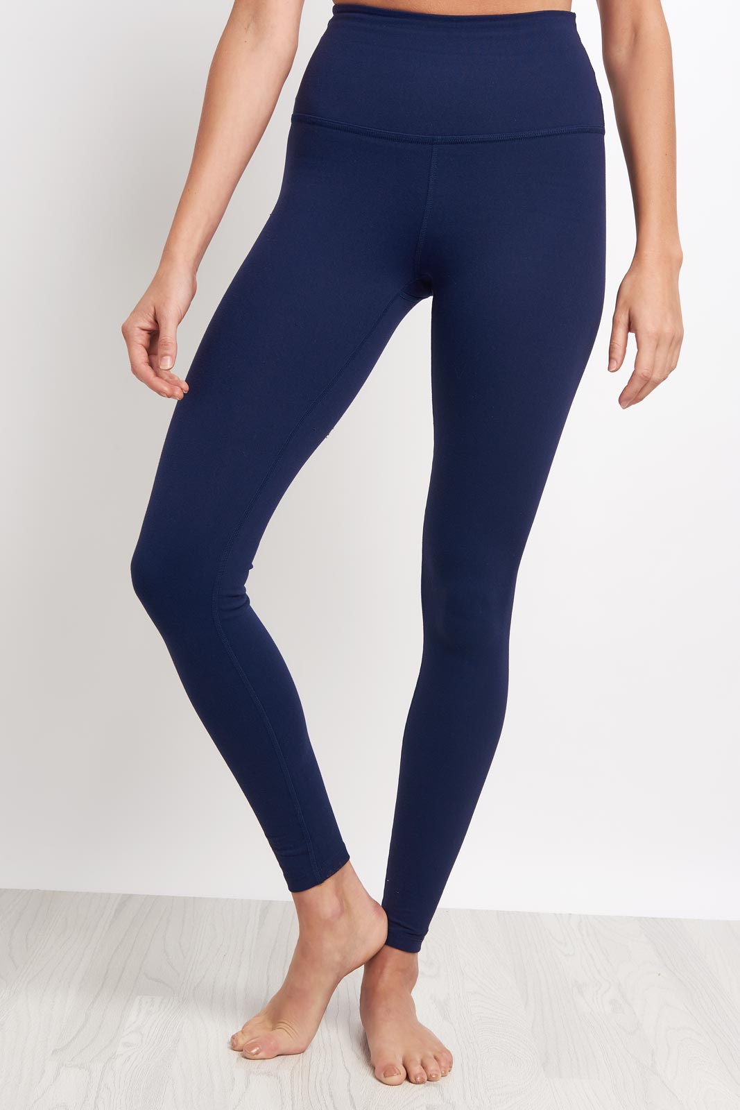 Beyond Yoga High Waist Legging - Valor Navy image 1 - The Sports Edit