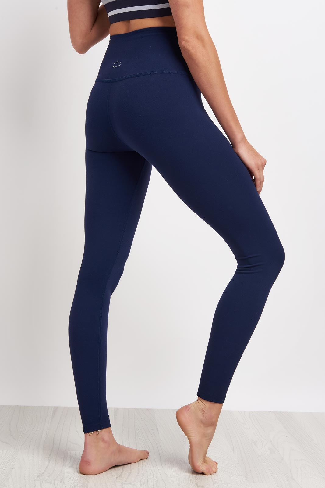 Beyond Yoga High Waist Legging - Valor Navy image 2 - The Sports Edit