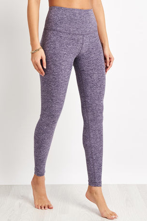 Beyond Yoga Take Me Higher Long Legging - Wysteria Spacedye image 5 - The Sports Edit