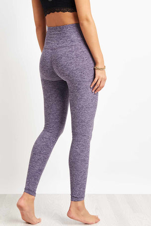 Beyond Yoga Take Me Higher Long Legging - Wysteria Spacedye image 2 - The Sports Edit